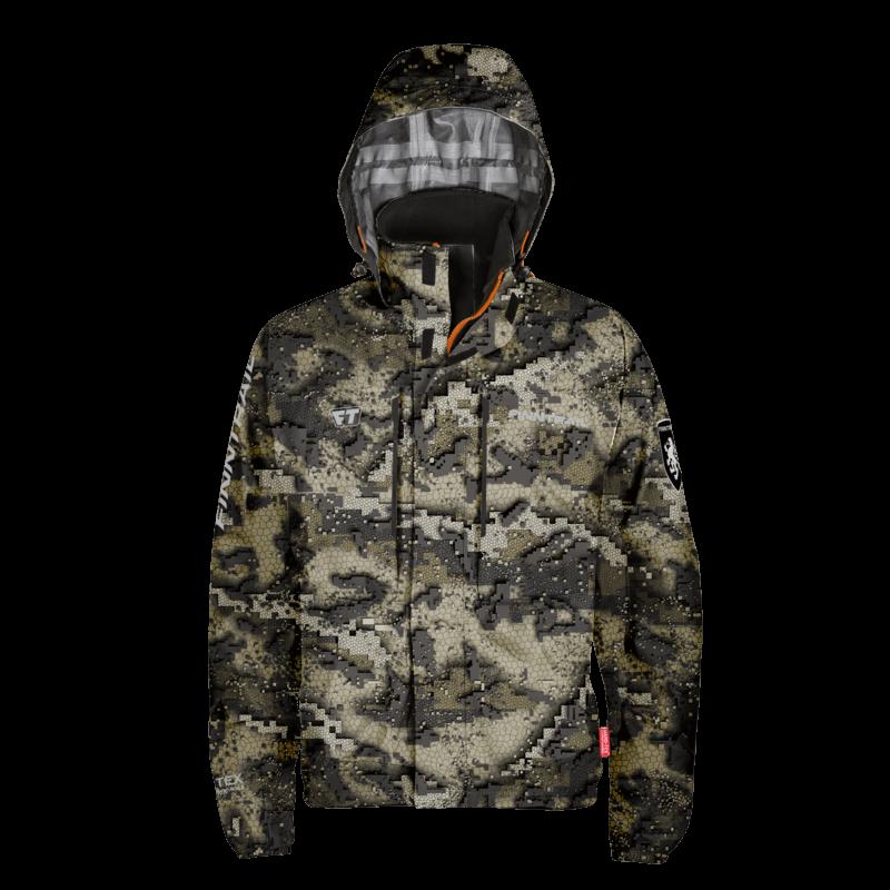 Купить со скидкой Куртка Finntrail Shooter 6430 Camobear